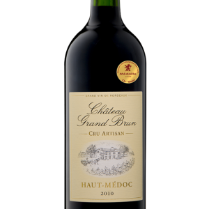 Vin Rouge 2010 Haut Médoc - Demi (0.37L)