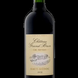 Vin Rouge 2014 Haut Médoc